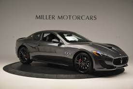 2017 maserati granturismo red 2017 maserati granturismo gt sport special edition stock w345