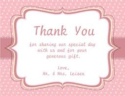 wedding thank yous wording lovely wedding thank you note wording almost luxury wedding 4973