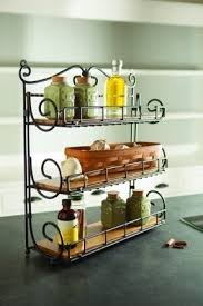Wall Mount Spice Rack Ikea Wall Hanging Spice Rack Foter