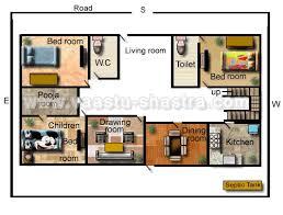vastu floor plans vastu model floor plans for south direction