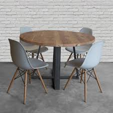 Dining Room Wood Tables Best 25 Round Wood Dining Table Ideas On Pinterest Round Dining