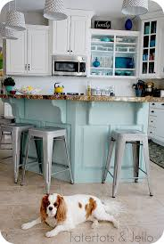 cabinet aqua kitchen island aqua blue kitchen island aqua kitchen
