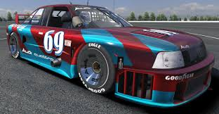 audi 90 gto candy apple red blue by kent walker trading paints