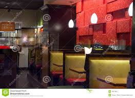 small restaurant interiors royalty free stock photography image