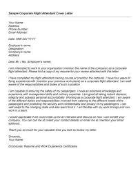 Resume Sample Flight Attendant Hotel Room Attendant Cover Letter