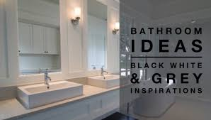 black and grey bathroom ideas bathroom ideas black white grey colour palette