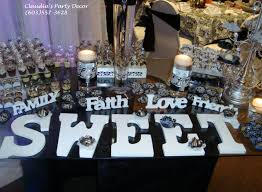 interior design top black and white party themes and decor