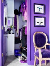 Lavender Bedroom Ideas Teenage Girls Closet Case A One Day Glamorous Makeover Hgtv