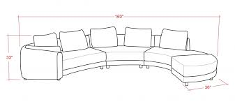 furniture small curved couch new living room minimalist warm