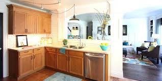 golden oak kitchen cabinets granite golden oak kitchen cabinets