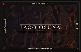 miami beach halloween party 2017 ra tickets paco osuna halloween special by link miami rebels at