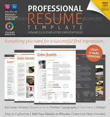 Cv Resume Template Free Free Professional Resume Template Downloads 8 Effective And Free