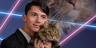 cat yearbook who petitioned for laser cat yearbook photo takes own