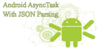 asynctask android exle android asynctask with json parsing exle