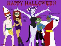 happy halloween elleboe deviantart