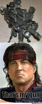 Rambo Meme - rambo approves by recyclebin meme center