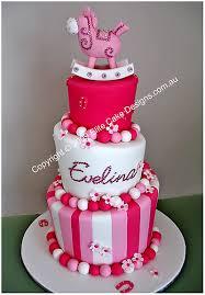 rocking horse christening cake christening cakes sydney