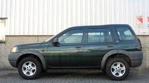 land rover freelander 2003 land rover freelander 1 8i wagon xe youtube