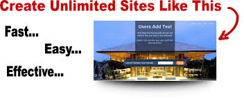 Real Estate Landing Page Template by How It Works Squeeze Page Reviews
