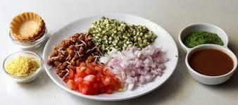 healthy canapes recipes canapes chaat recipe indian canapes recipe werecipes