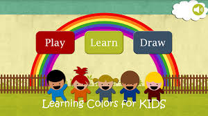 learning colors for kids preschool android apps on google play