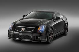 subaru cts v 2015 cadillac cts v coupe special edition announced