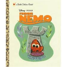 finding nemo golden book disney wiki fandom powered