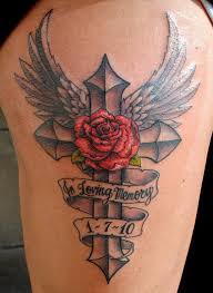 in loving memory of mom tattoo design photo 1 2017 real photo