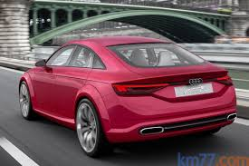 lexus lc km77 km77 com audi tt sportback concept turismo exterior posterior