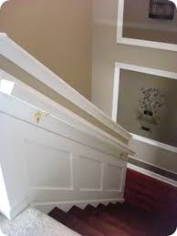 the staircase is done again stair walls small wall decor