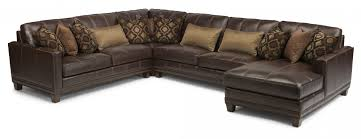 Flexsteel Sectional Sofa Sectional Couches And Sofas Flexsteel Sectionals