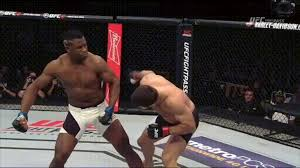Uppercut Meme - andrei arlovski was another victim of francis ngannou s uppercut