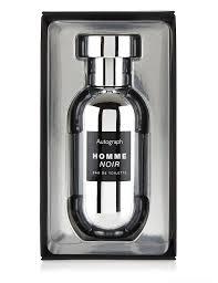 halloween men perfume homme noir eau de toilette 100ml m u0026s