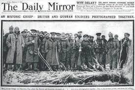 christmas truce of 1914 country sunrise news