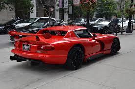 Dodge Viper Race Car - 1995 dodge viper rt 10 stock 01174 for sale near chicago il