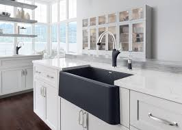 blanco ikon apron sink blanco launches ikon the first apron front sink of its kind