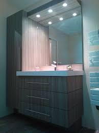cuisine disposition design cuisine gris blanc bois 12 06280207 garage ahurissant