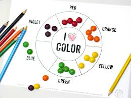 learn colors with my color book mr printables