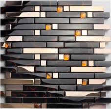 Gold Items Crystal Glass Mosaic Tile Wall Backsplashes by 147 Best Random Bricks Images On Pinterest Stainless Steel