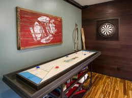 garage turned into game room gallery of garage turned into a cool