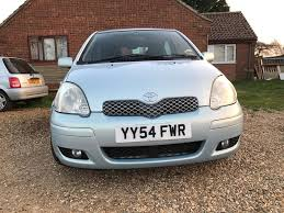 toyota yaris 2004 manual 1 3 petrol full mot in wallington