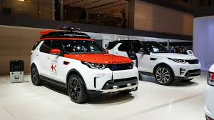 land rover concept land rover discovery project hero concept has its own drone