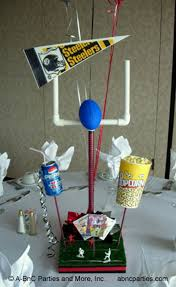 Football Centerpieces Custom Theme Centerpiece Decorations For Parties And Events