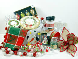 holiday hostess gift basket the scrap shoppe