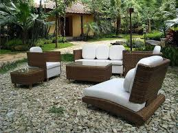 patio ideas image of brown outdoor patio furniture sets patio