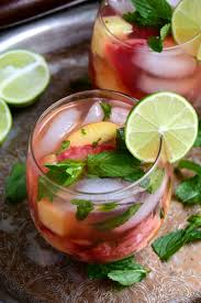 pineapple mojito recipe smashed strawberry u0026 pineapple vodka mojitos the realistic