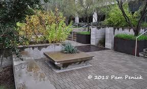 smart water saving landscaping at ut u0027s belo center diggingdigging