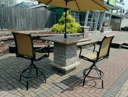 Patio Pub Table Outdoor Table Kit Affordable Enough For Your Home Patio Or Pool