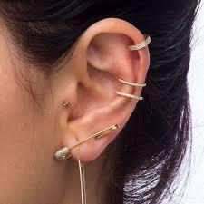 diamond ear cuff diamond ear cuff segal jewelry