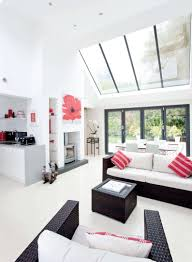 replacing a conservatory with a kitchen extension real homes